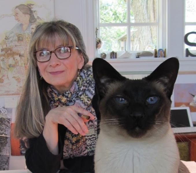 Image result for judy schachner author